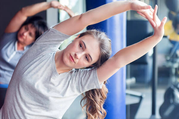 Stretching + MFR