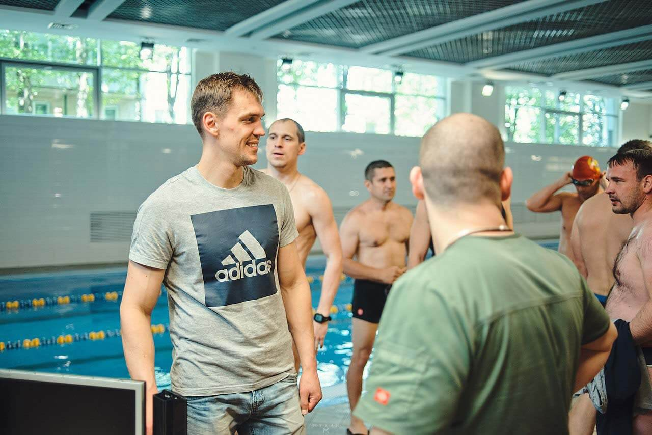 Соревнования по плаванию 5 МАЯ