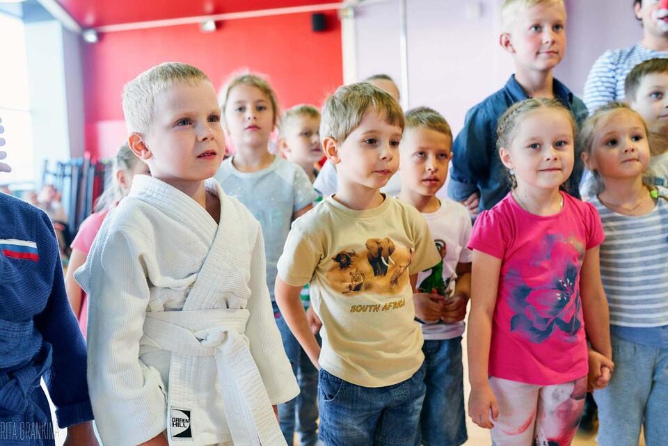 Детский праздник 10 июня