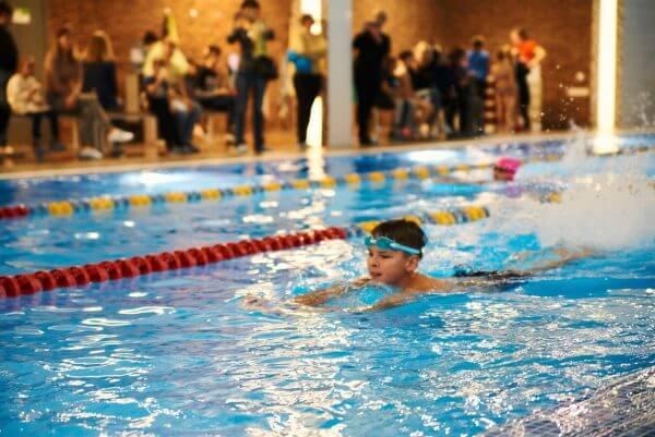 Детский заплыв 26.10.19