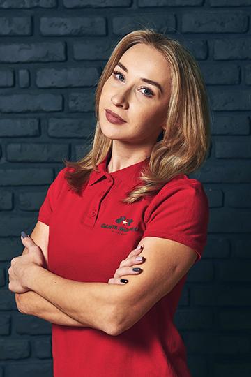 Полина Шулакова