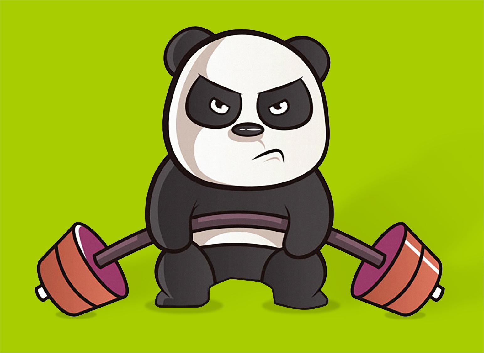 Панда против пандемии